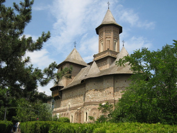 Image - Galati: Church in which Hetman Ivan Mazepa was buried.