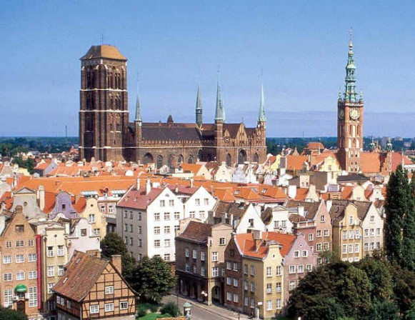 Image - Gdansk: city center.