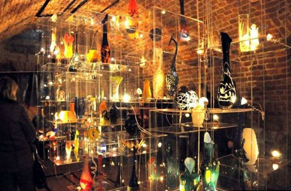 Image - The Glass museum in Lviv.