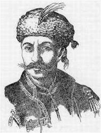 Image - Ivan Gonta (drawing by M. Fartukh).