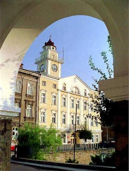 Image - Gorlice: town hall.