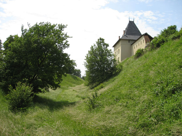 Image - The Halych castle.