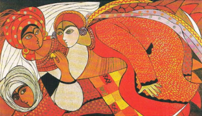 Image - Halyna Mazepa: Witches (1977).