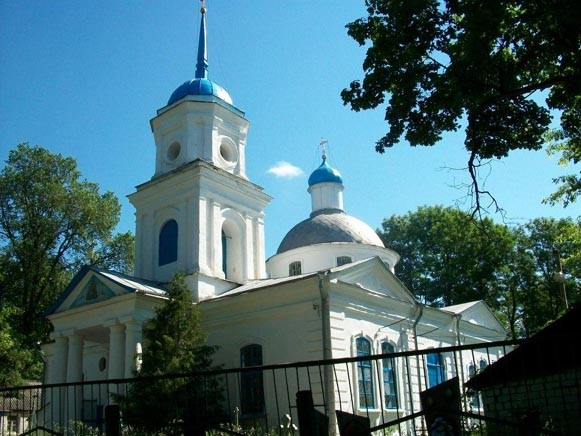 Image - Hlukhiv: the Assension Church (1767).