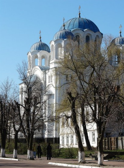 Image - Hlukhiv: Saint Anastasia Church (1884-93).