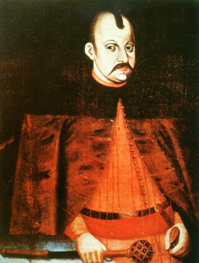 Image - Portrait of Acting Hetman Ostap Hohol.