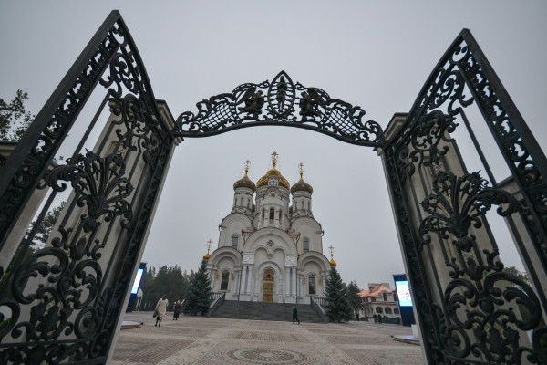 Image - Horlivka: Epiphany Church.
