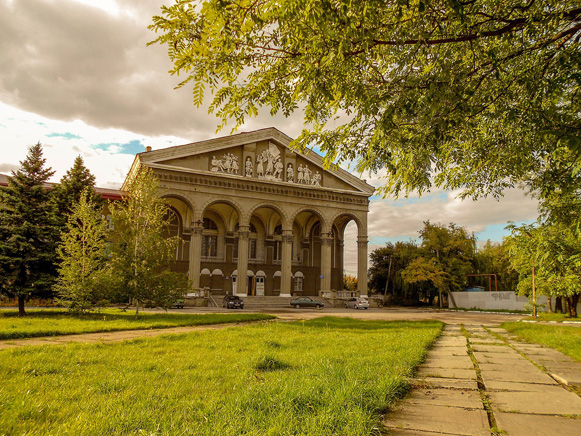 Image - Palace of Culture in Horlivka.
