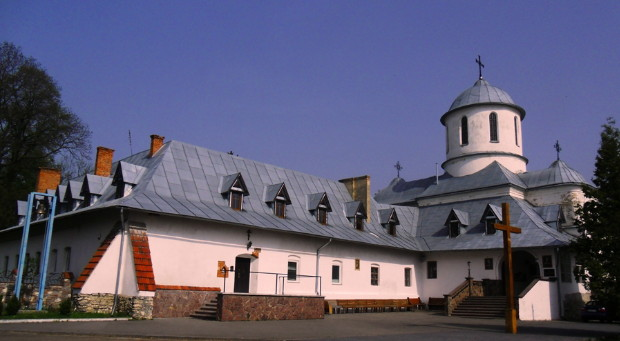 Image - Horodok, Lviv oblast: Transfiguration Church (15th century).