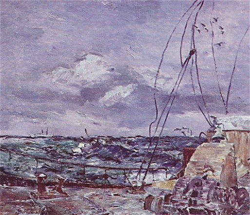Image - Oleksa Hryshchenko: North Sea (1934).