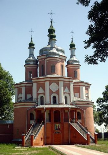 Image - SS Peter and Paul Church of the Hustynia Trinity Monastery.