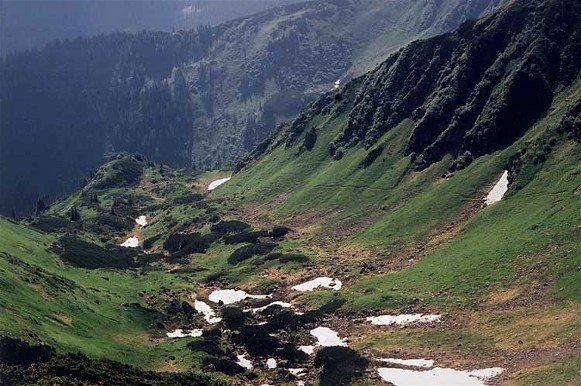 Image - Mount Pip Ivan in the Hutsul Alps (Carpathians).