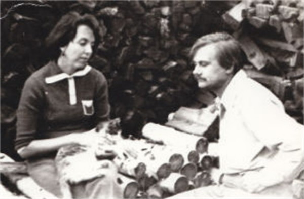 Image - Ihor and Iryna Kalynets.