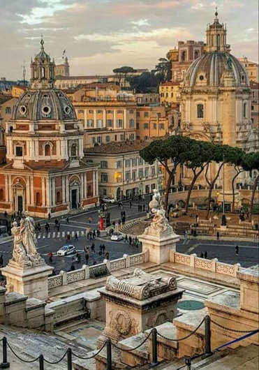 Image -- Rome, Italy.