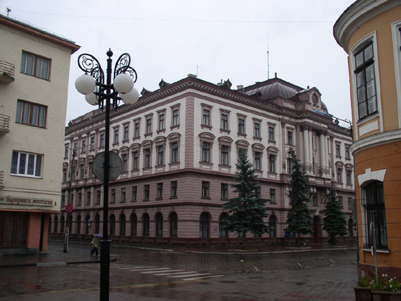 Image - The IvanoFrankivsk National Medical University.