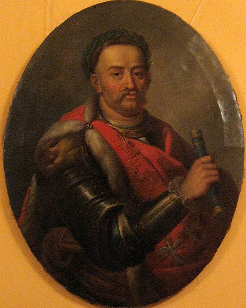 Image - Portrait of Jan III Sobieski, king of Poland.