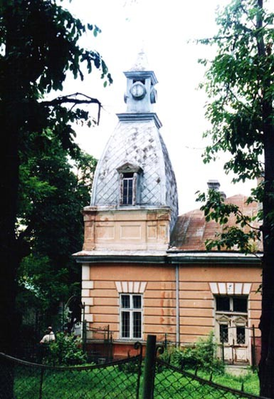 Image - The town hall in Kalush, Ivano-Frankivsk oblast.