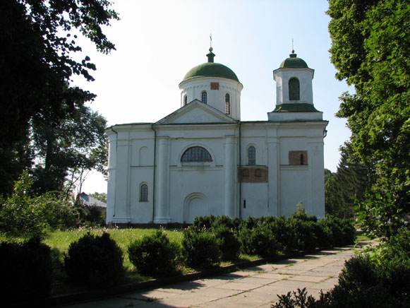 Image - Kaniv Saint George's (Dormition) Cathedral (1144).