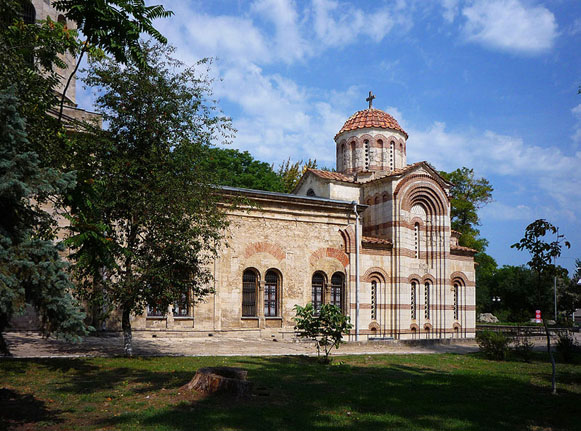 Image - Kerch: Church of John the Baptist (10th century).