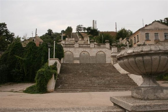 Image - The Mitridat Stairs in Kerch, Crimea.