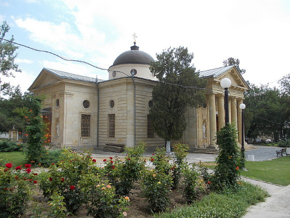Image - Kherson: Transfiguration Cathedral (1781).