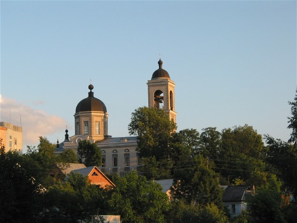 Image - Khmelnytskyi: Orthodox Cathedral of the Mother of God.