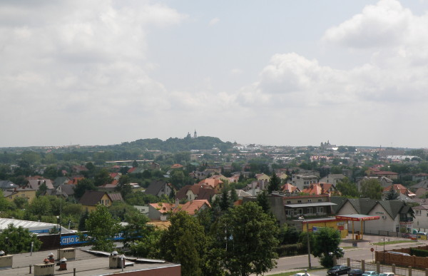 Image - A panoramic view of Kholm (Chelm).