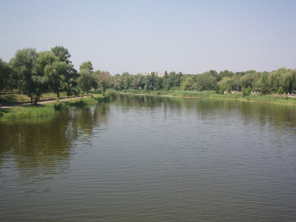 Image - The Khorol River.