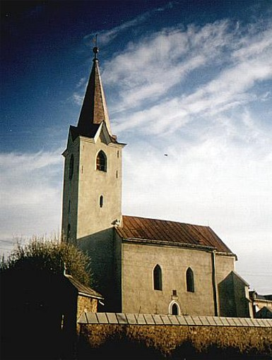 Image - A Protestant Church in Khust.