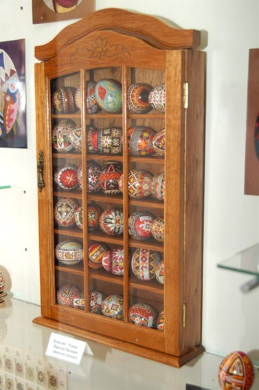Image -- The Pysanka Museum in Kolomyia.