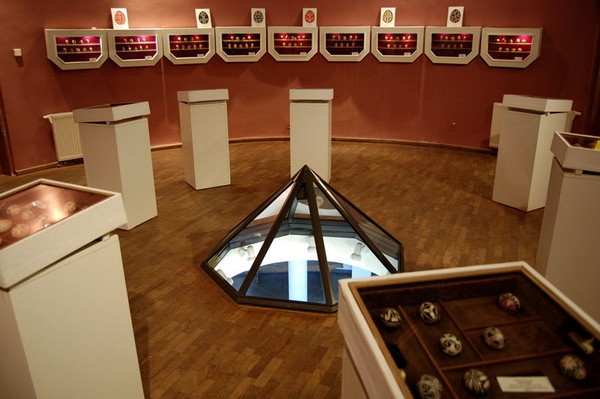 Image - The Pysanka Museum in Kolomyia.