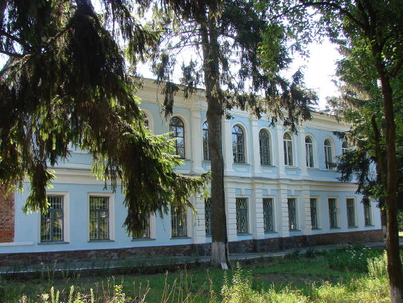 Image - Korostyshiv: teachers college (formerly teachers seminary).
