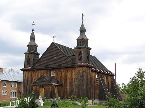 Image - Kovel: Saint Anne Roman Catholic Church.