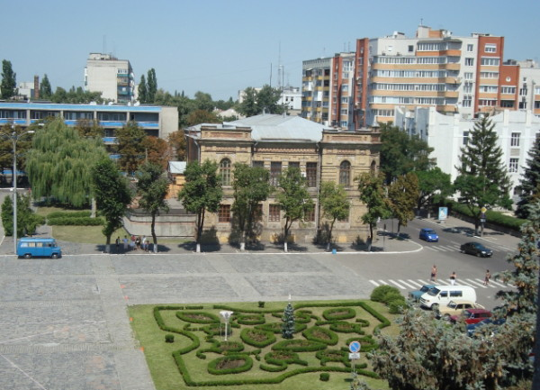 Image - Kremenchuk: city center.