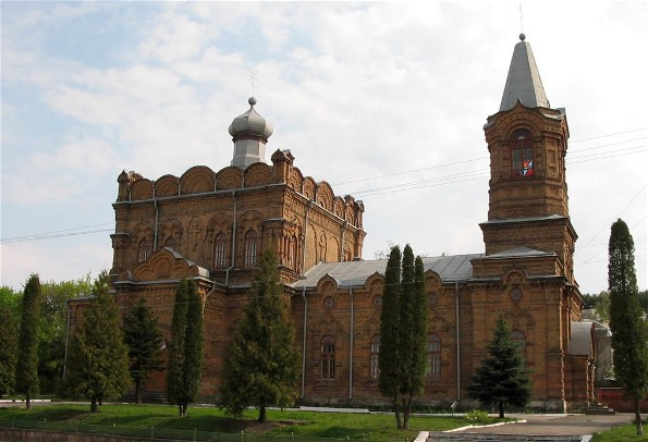 Image - Saint Mary's Church in Kremianets.