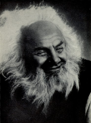 Image - Marian Krushelnytsky as King Lear in the Kyiv Ukrainian Drama Theater production (1959).