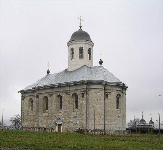 Image - The Dormition Church in Krylos (16th century).