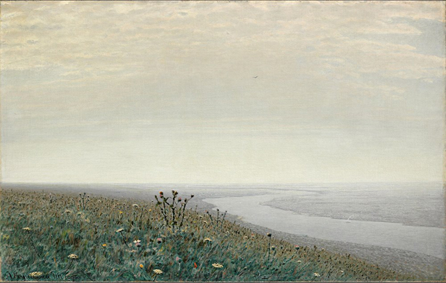 Image - Arkhyp Kuindzhi: Dnieper in the Morning (1881).