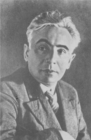 Image - Les Kurbas shortly before his arrest (1933).