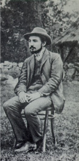 Image - Les Kurbas during his student years.