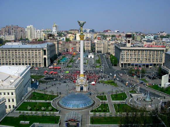 Image - Kyiv: Independence Square
