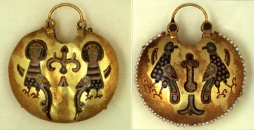 Image - Artefacts from Kyiv hoards.
