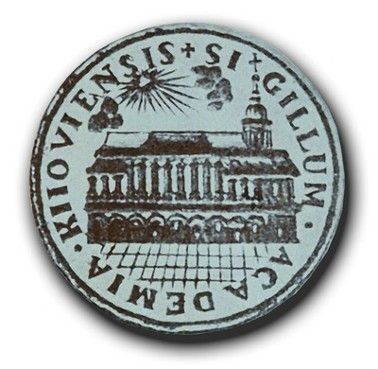 Image - The official seal of the Kyivan Mohyla Academy.
