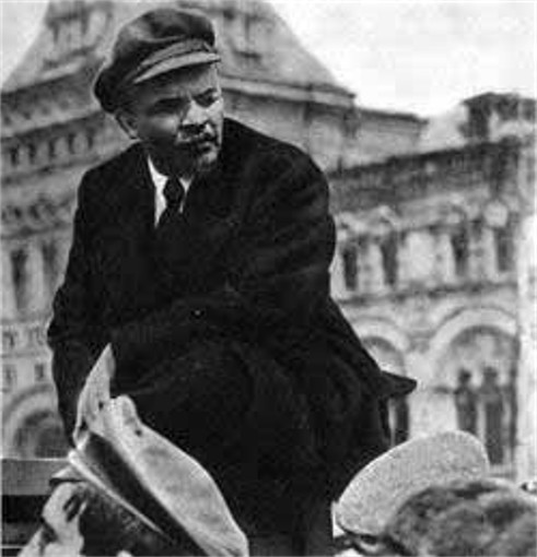 Image - Vladimir Lenin (early 1920s photo).