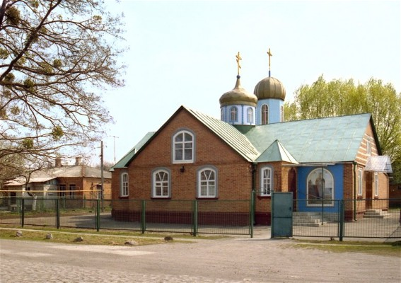 Image - Liubotyn: The Church of Saint Nicholas.