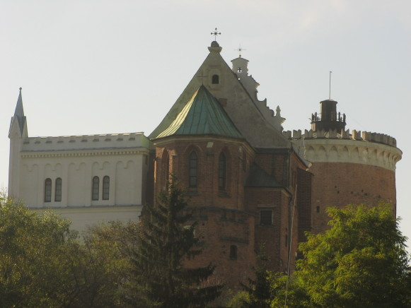 Image - Lublin castle: Holy Trinity Chapel.