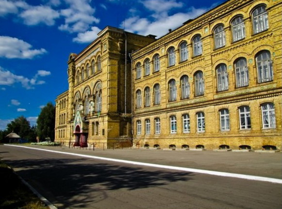 Image - Lubny: former eparchial school for girls (now school No. 10).
