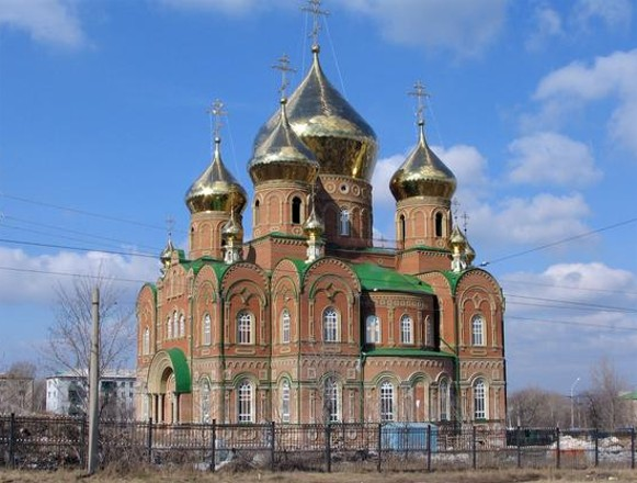 Image - Luhansk: Saint Volodymyr Cathedral.