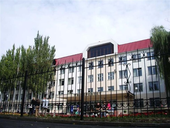 Image - Luhansk University building.