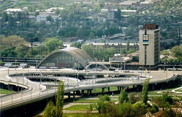 Image - A view of Luhansk.